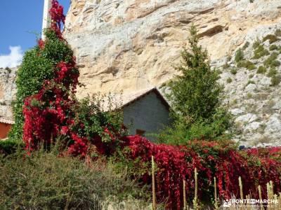 Albarracin y Teruel;cañon del rio lobos en bici rutas por covadonga la tiñosa salinas de añana vi